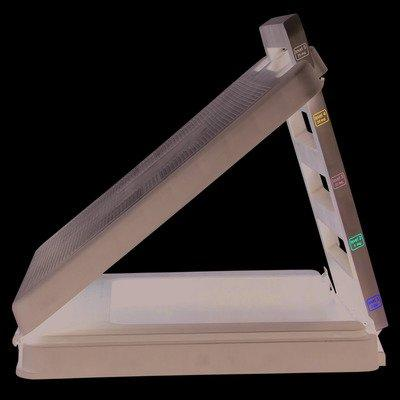 CanDo adjustable ankle incline board, plastic