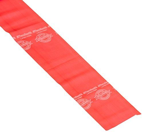 FEI FEI TheraBand exercise band - latex free - 25 yard roll - Red - medium