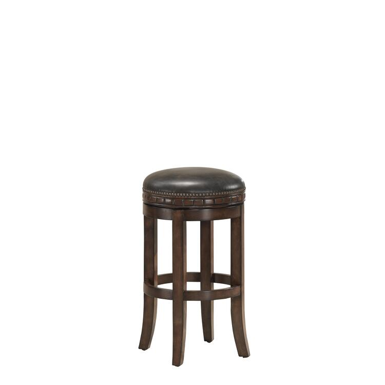 Sonoma Stool in Suede