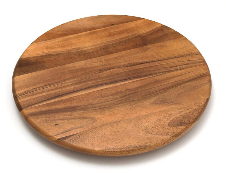 Lipper International 1118 Acacia Wood 18