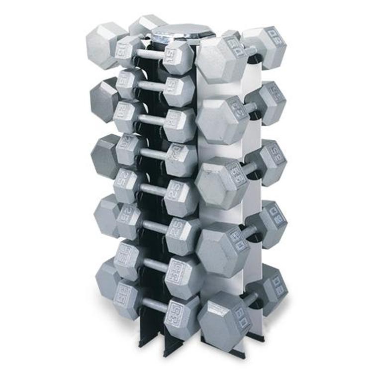 Champion 4 Sided Vertical Dumbell Rack