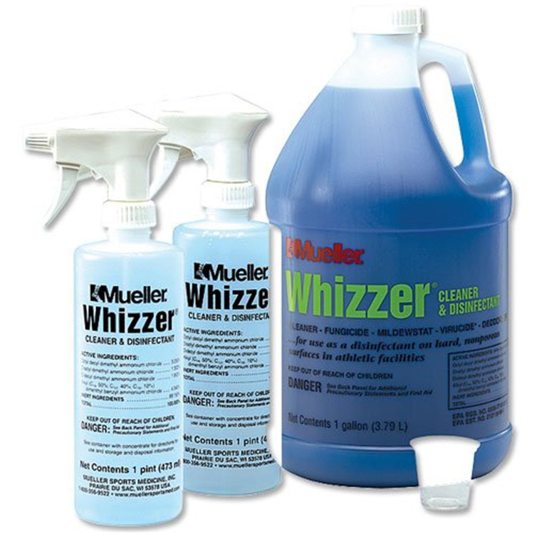 Mueller Whizzer® Cleaner & Disinfectant