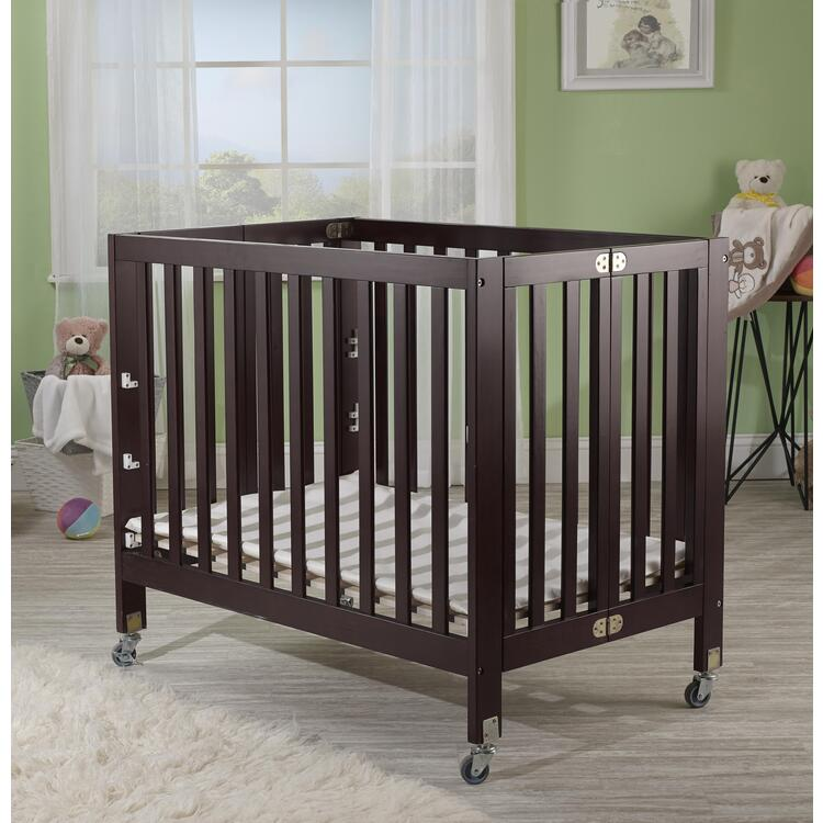 Roxy Three Level Portable Crib