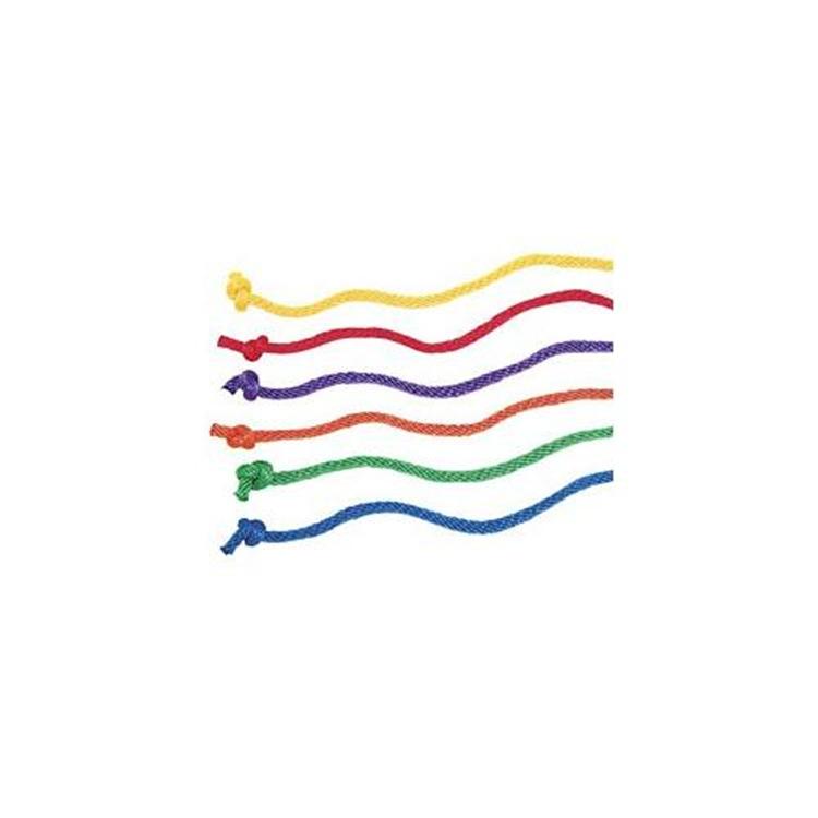 US Games Handleless Jump Rope Set of 6