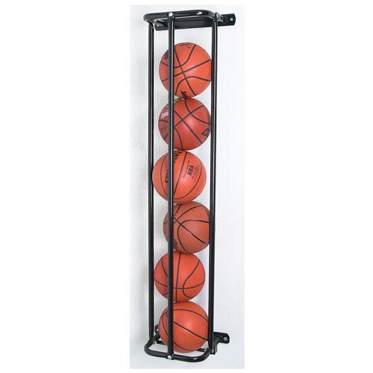 BSN Sports Wall Mounted Ball Locker - Single