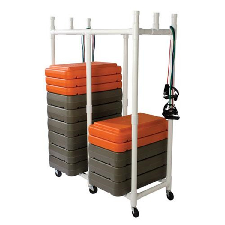 BSN Sports Fitness Step Cart