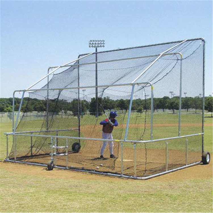 BSN Sports BS4 Portable Backstop Replacement Net [Item # 1197518]