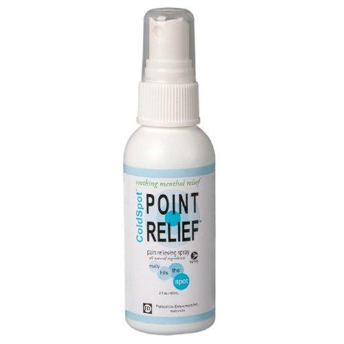 FEI FEI Point Relief ColdSpot Lotion - Spray Bottle - 2 oz, 12 each