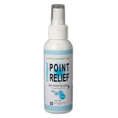 Point Relief ColdSpot Lotion - Spray Bottle - 2 oz, 144 each
