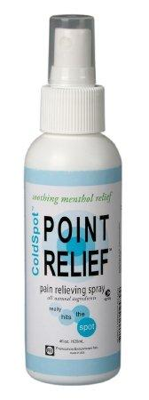 FEI FEI Point Relief ColdSpot Lotion - Spray Bottle - 4 oz