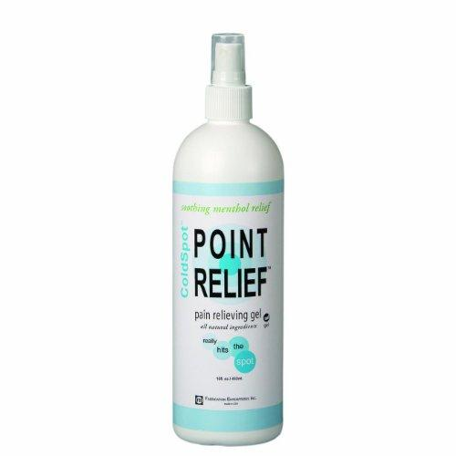 Point Relief ColdSpot Lotion - Spray Bottle - 16 oz