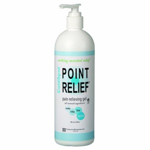 FEI FEI Point Relief ColdSpot Lotion - Gel Pump - 16 oz