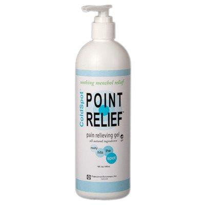 FEI FEI Point Relief ColdSpot Lotion - Gel Pump - 32 oz, 16 each