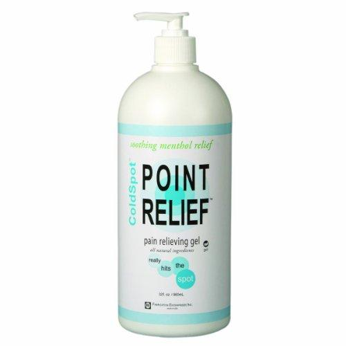 FEI FEI Point Relief ColdSpot Lotion - Gel Pump- 32 oz