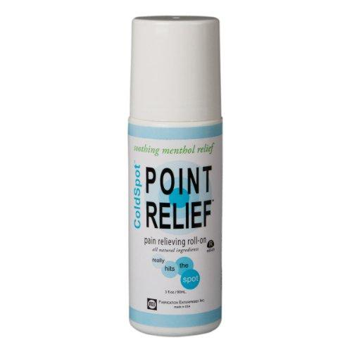 FEI FEI Point Relief ColdSpot Lotion - Roll-on Bottle - 3 oz, 12 each