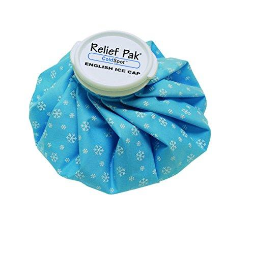 Relief Pak English ice cap reusable ice bag - 9