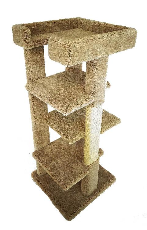 New Cat Condos 4 level 46 inch Cat Tree