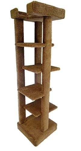 New Cat Condos 5 level 70 inch Cat Tree