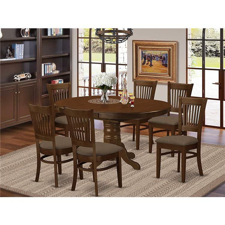 East West Furniture Kenley Kitchen Table Set