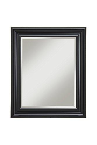 Sandberg Furniture Black Wall Mirror