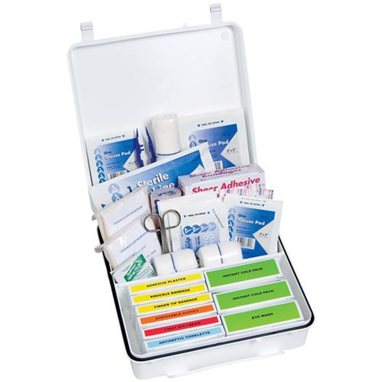 Custom Kits 50 Person First Aid Kit