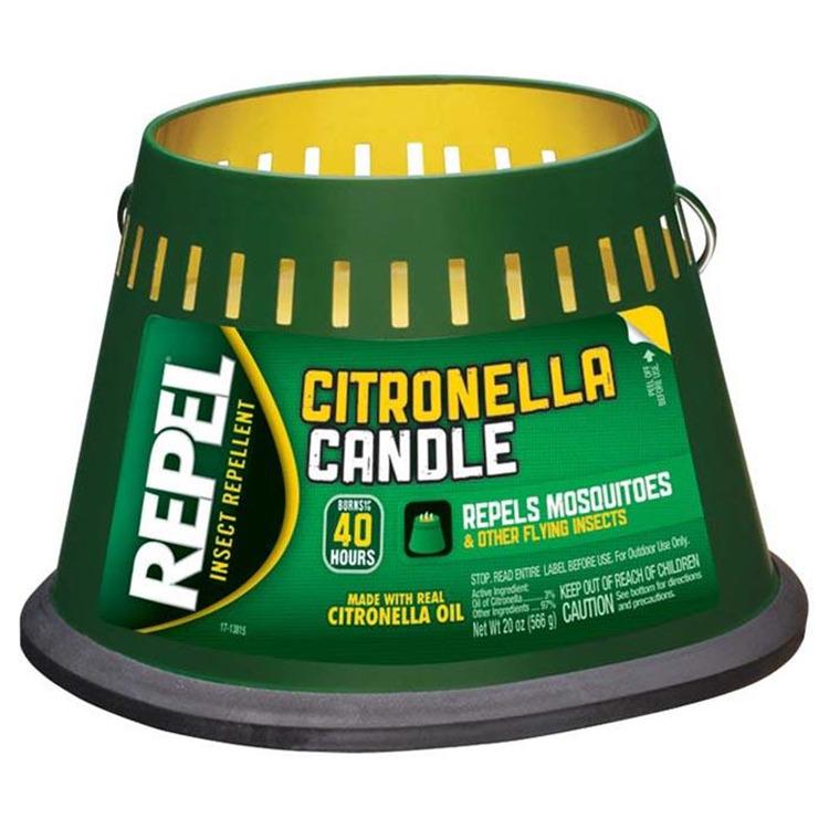 Repel Citronella 3 Wick Candle