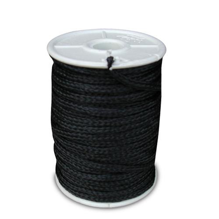 BSN Sports Black Poly Twine 3mm 100' Spool