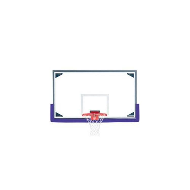 Gared AFRG48 Aluminum Framed Glass Backboard