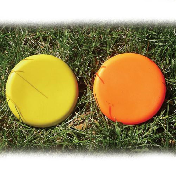 Poly Flag Football Ball Spotter ORANGE