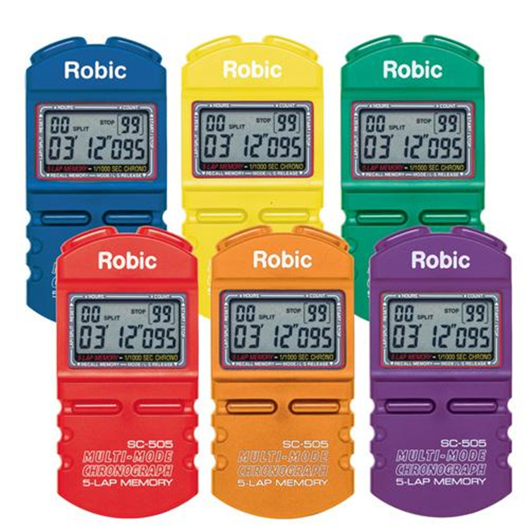 Robic 505W 6 Color Pack