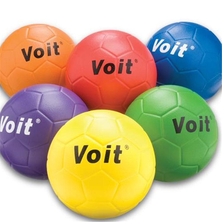 Voit Tuff Coated Foam Soccer Ball Size 4