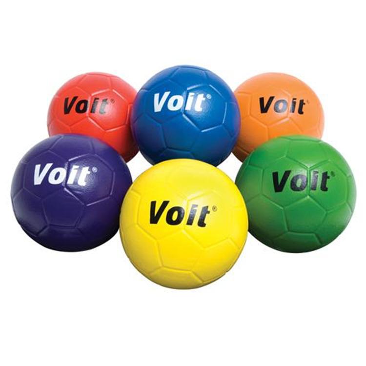 Voit Tuff Coated Foam Soccer Ball #4
