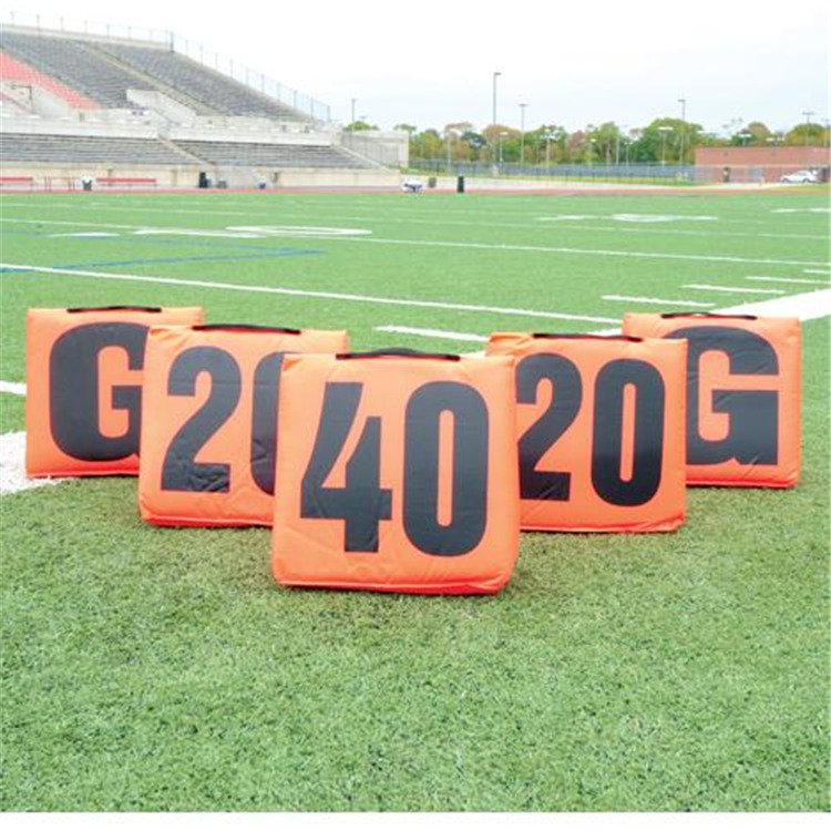 Pro Down Solid Sideline Markers 11pc Set