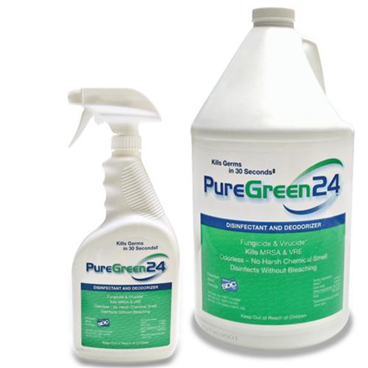 Pure Green PureGreen24® Disinfectant 32oz Spray