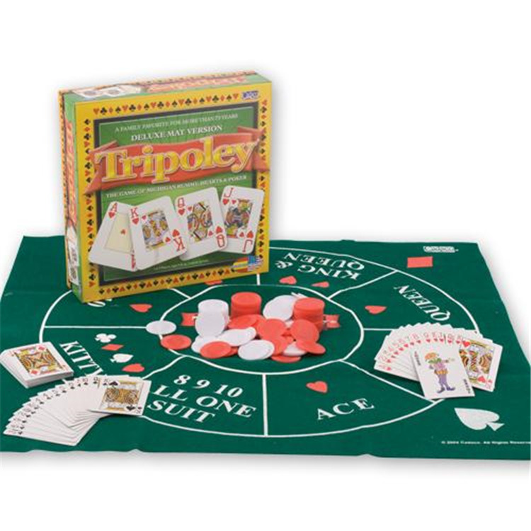 Poof Tripoley Deluxe Board Game