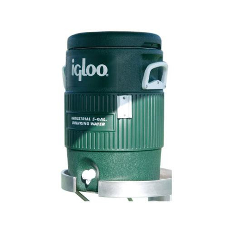 Igloo 5 Gallon Green Cooler