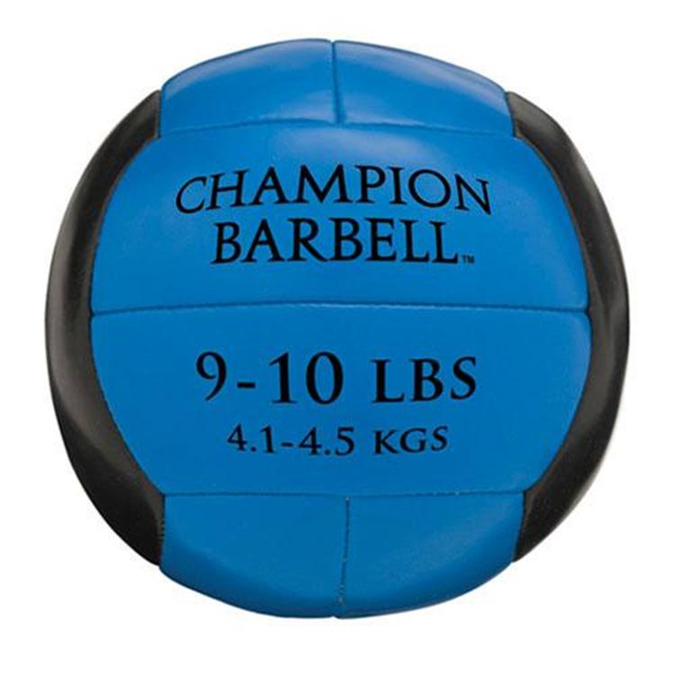 Champion Medicine Ball 9-10lb - Blue