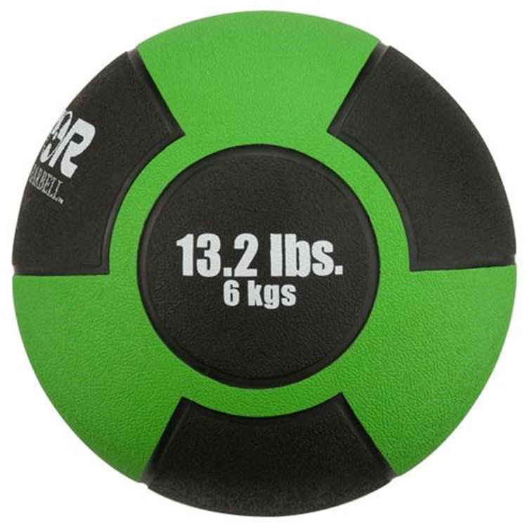 Champion Reactor Rubber Medicine Ball 6kg KELLY