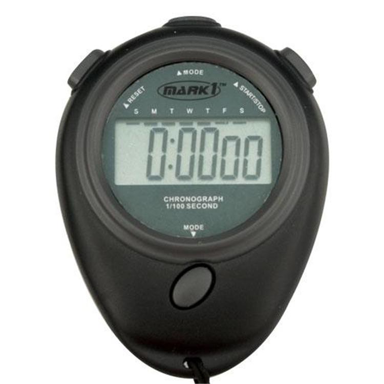 Mark 1 Economy Stopwatch BLACK