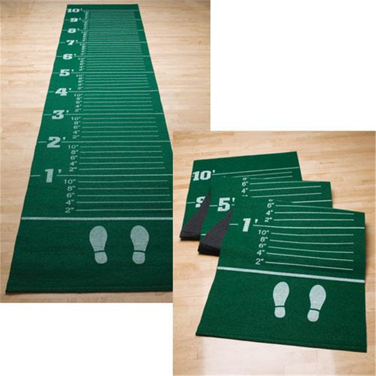 Gamecraft Carpeted Long Jump Mat