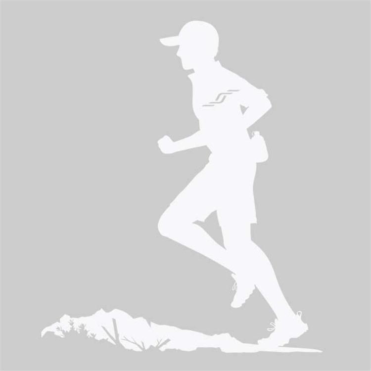 Trail Runner Male White