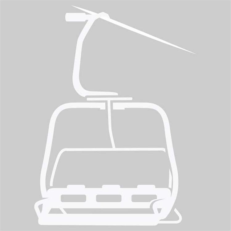 Sticker Chair Lift White