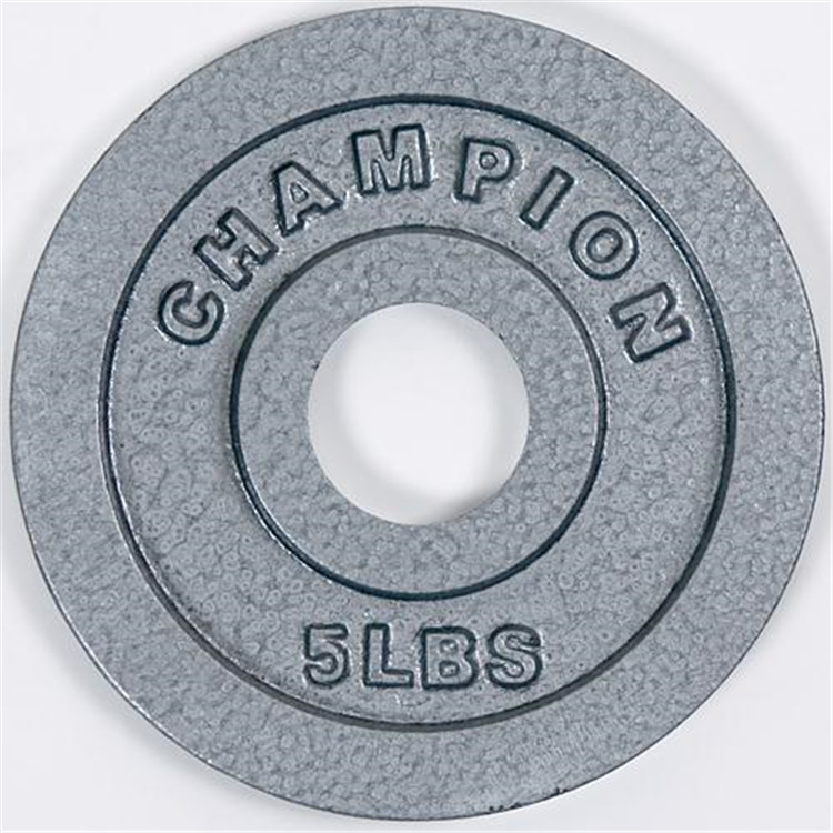 Olympic-Style Plates