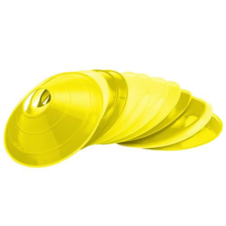 Gamecraft Yellow Low Profile Cones - Dozen