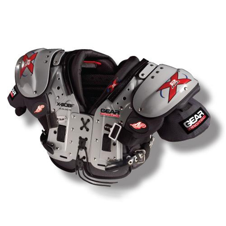 Gear Pro-Tec X2 AIR X-SOBF OL/DL/DE/TE Football Shoulder Pads