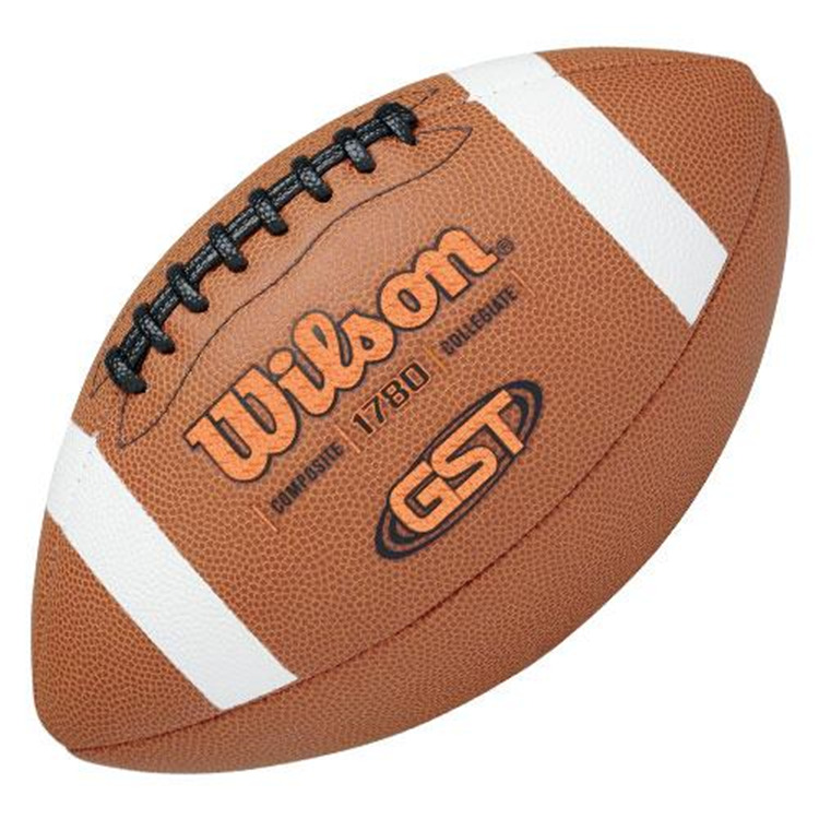 Wilson GST Composite Football - Official Size [Item # 1297287]