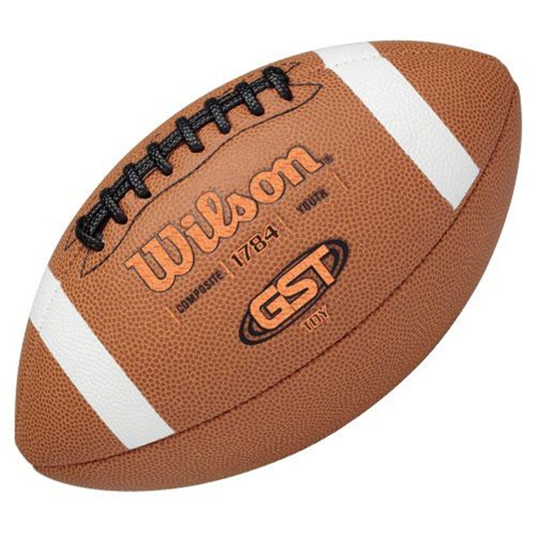 Wilson GST Composite Football - TDY