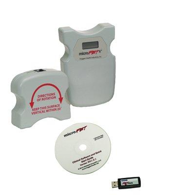 FEI FEI MicroFET6 Dual Inclinometer - Wireless with Clinical Software Package