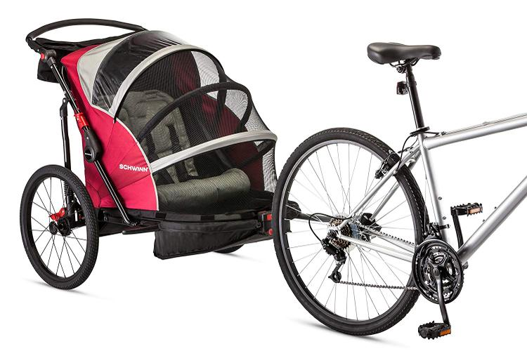 Schwinn Joyrider Double Trailer Bicycle