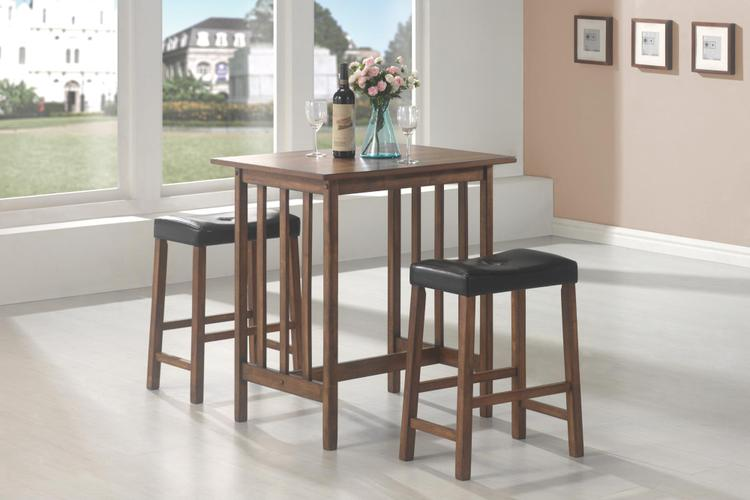 Coaster Casual Brown Three-Piece Table Set
